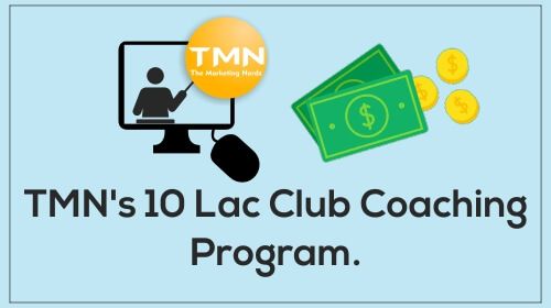10 Lac Club Coaching Program